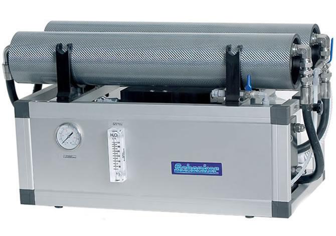 modular 100 l/h: 12/24/230V - 400 Watt - 58kg