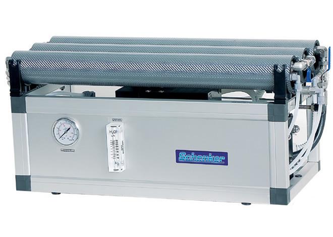 modular 60 l/h: 12/24/230V - 240 Watt - 38kg
