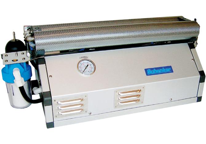 ready 35 l/h: 12/24V - 100 Watt - 31kg