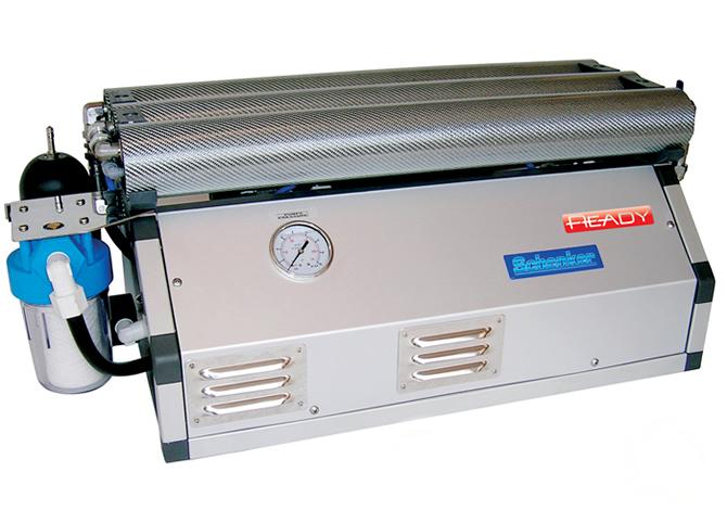 ready 60 l/h: 12/24V - 240 Watt - 38kg